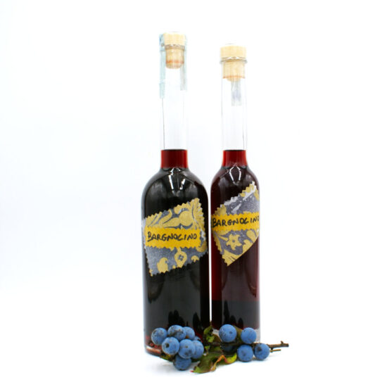 Digestivo Bargnolino 2 bottiglie