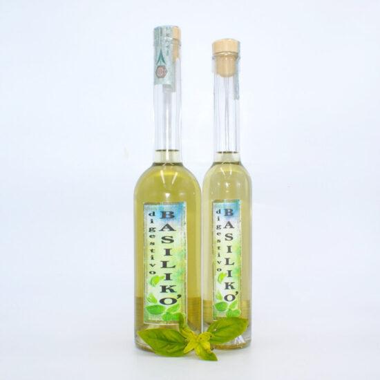 Digestivo al Basilico due bottiglie